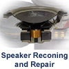 Speaker Reconing and Repair