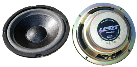 USD USD-622 Midwoofers