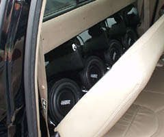 Usd Audio Custom Subwoofer Enclosure